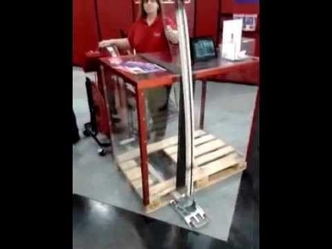 Flejadora automática. Soluciones a la manipulación manual de cargas. Andorra Seguretat i Salut