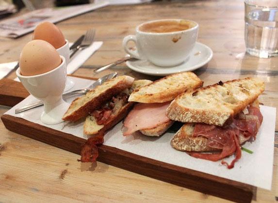 Melbourne Breakfast spots