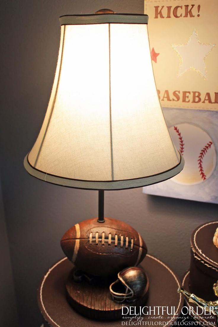 Best Football Room Images On Pinterest Football Rooms - Kids sports room decor