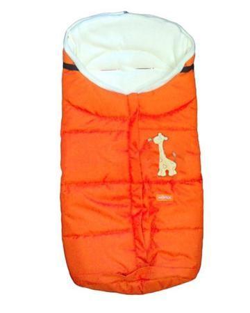 Womar неакт в коляску оранжевый Wintry Womar (Вомар)  — 2911р. - Благодаря непродуваемой поверхности и теплой подкладке спальный мешок в коляску Wintry (цвет 2) от Womar станет замечательным аксессуаром для младенца на холодное время года
