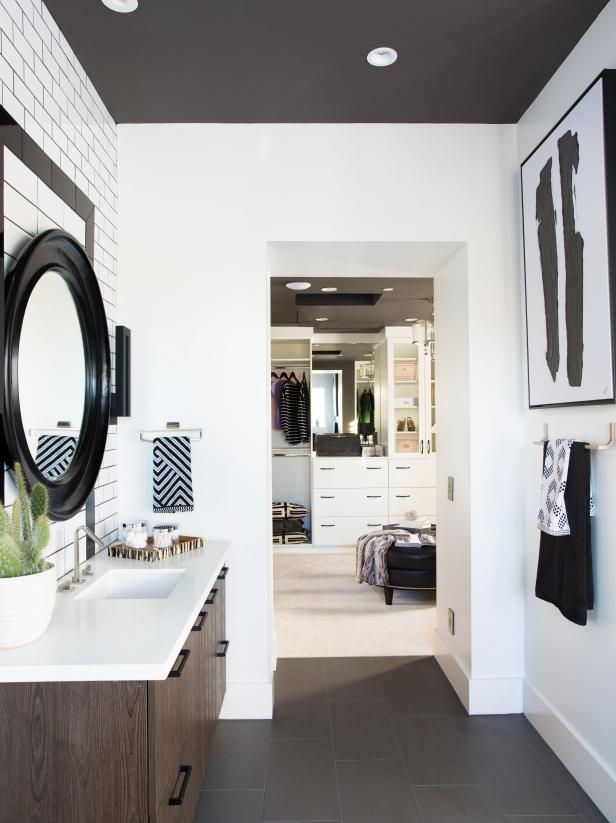 Pictures Of The Hgtv Smart Home 2017 Master Bathroom Full Room