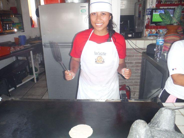 The tortilla cheff!