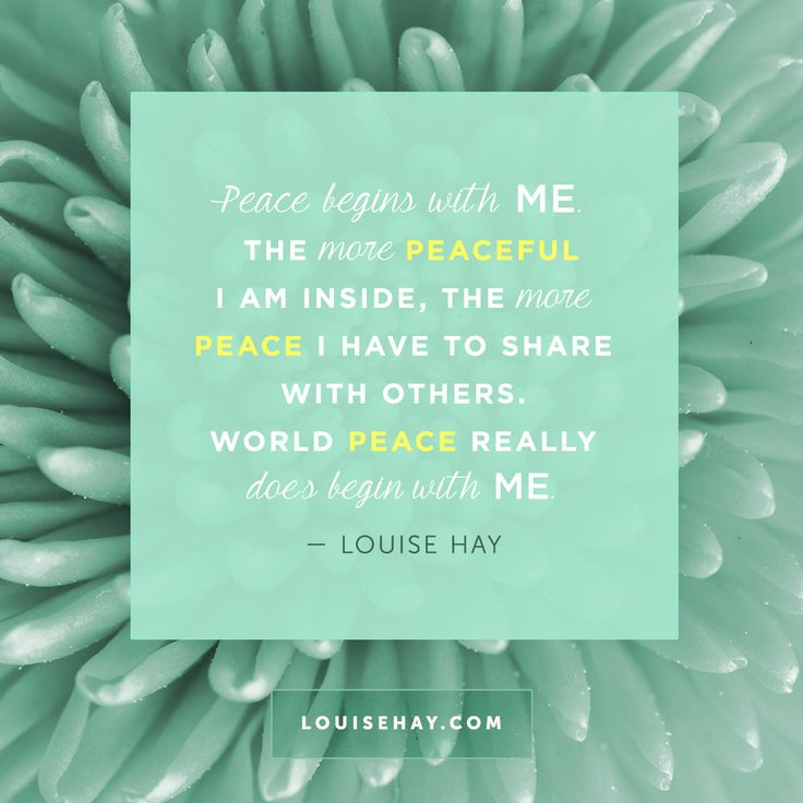 Inspirational Quotes About Peace: Best 25+ Peace Ideas On Pinterest