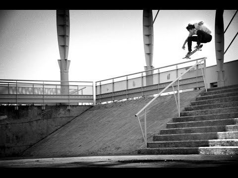 HYBRIDATION. Experimental skateboard video in b&w - http://DAILYSKATETUBE.COM/hybridation-experimental-skateboard-video-in-bw/ -   Hybridation means 'a cross between two varieties'. With this experimental skateboarding video, I'm blending my photographic style into my videography work. I... - Experimental, HYBRIDATION., skateboard, video