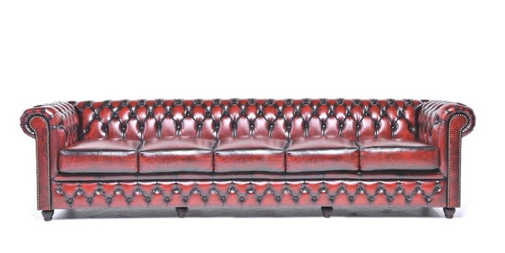 Check out this product on Alibaba.com APP Chesterfield Showroom Brighton Antique Red Five Seater Sofa
