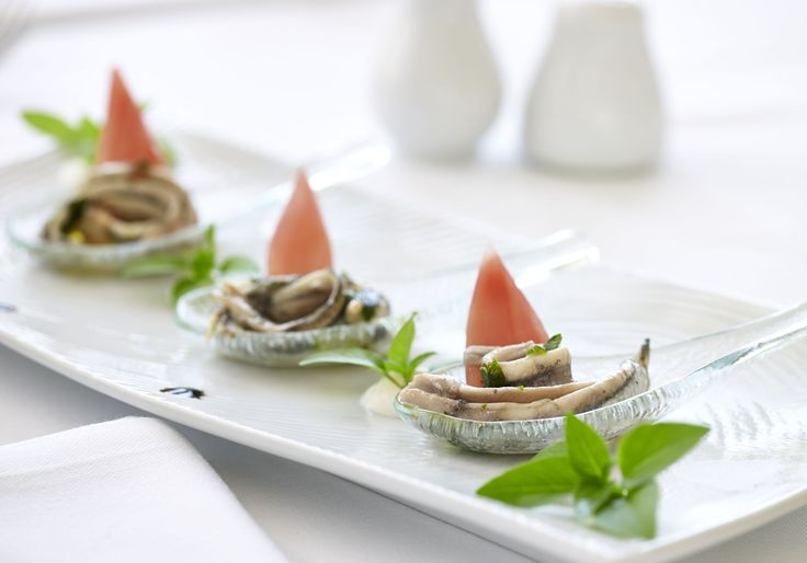 Everything is prepared for your meal at Aithrion #restaurant! #ThermaeSylla #Gastronomy