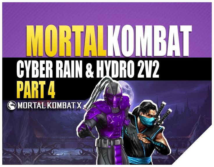 Mortal Kombat PC Game Play Cyber Rain & Hydro 2v2 | All Fatalities, Friendship, Hara Kiri *MUGEN* Download Mortal Kombat Mugen Project 4.1 http://www.mediafi...