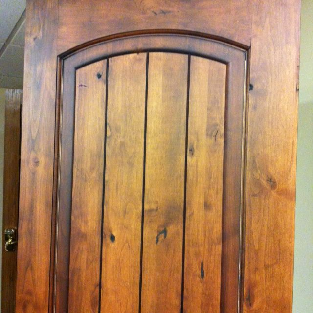 Knotty Alder With Stain And Glaze Interior Doors Trim Pinterest Glaze And Stains