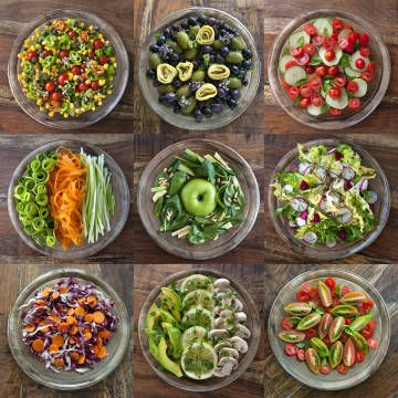 Plant Based Diet Recipes - 9 Day Plant Based Diet Plan - Harper's BAZAAR Magazine