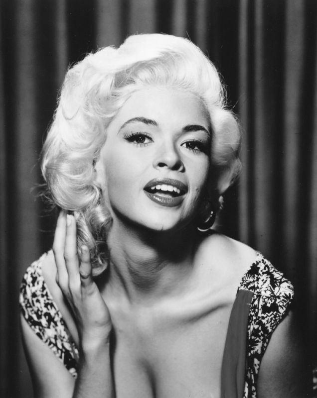 1000 images about jayne mansfield on pinterest touch me for How old was jayne mansfield when she died