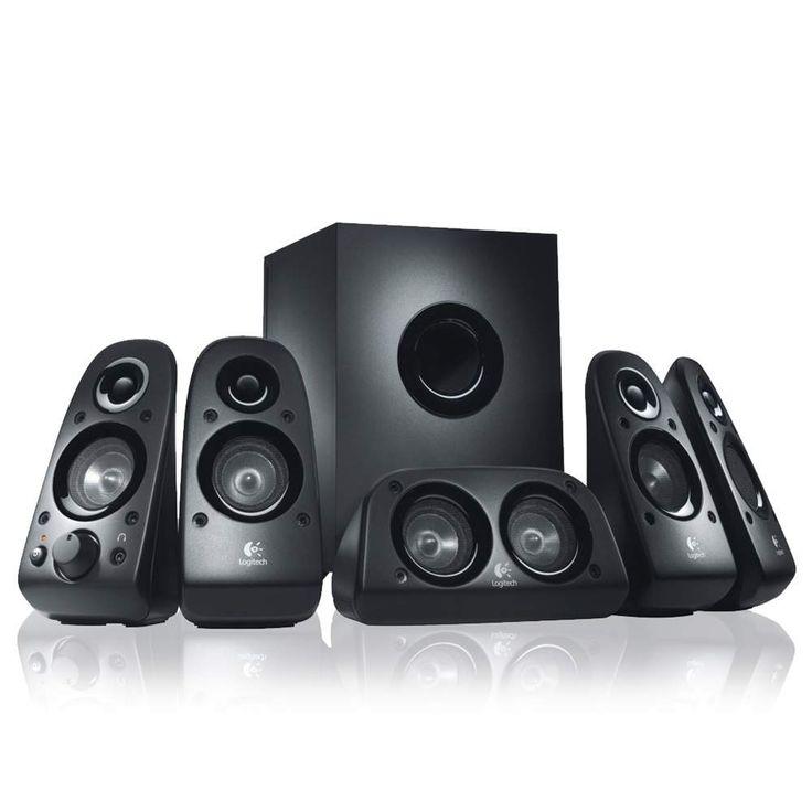 #Meritline: Logitech Z506 Surround Sound Speakers - $46.99  Free Shipping #LavaHot http://www.lavahotdeals.com/us/cheap/logitech-z506-surround-sound-speakers-46-99-free/101173