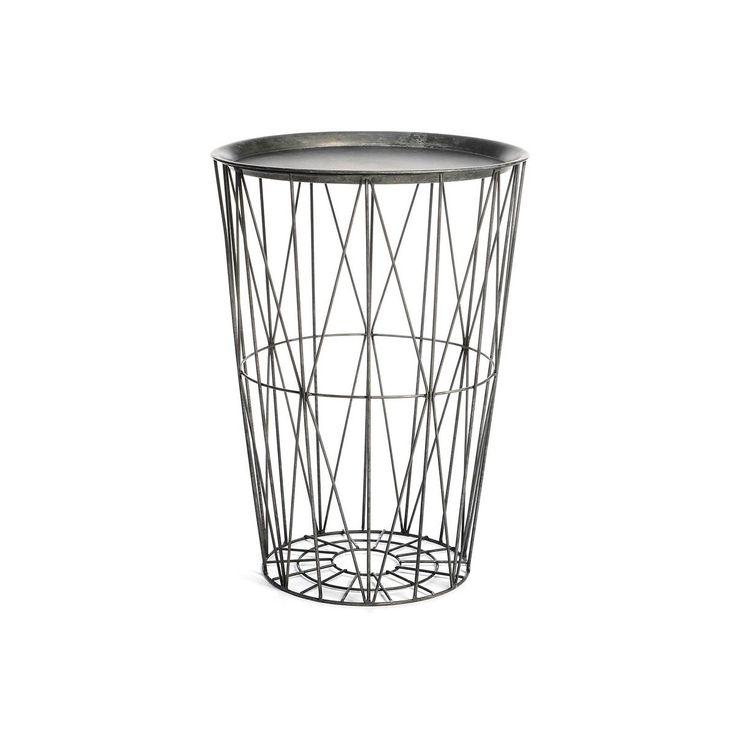 die besten 25 beistelltisch metall ideen auf pinterest beistelltisch metall schwarz wohnen. Black Bedroom Furniture Sets. Home Design Ideas
