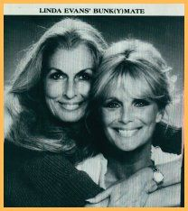 Linda Evans With Mate Bunky Young My Aunt Bunk N Linda
