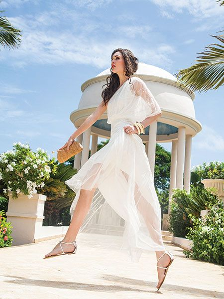 Radiant and Sexy Bridal Gowns for Summer Weddings – Part 1