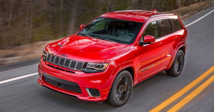 Hennessey will happily give your Jeep Grand Cherokee Trackhawk 1012bhp...