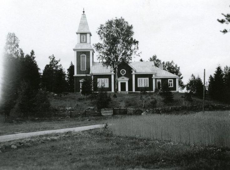 Urjalan kirkko #kirkot #Urjala #churches