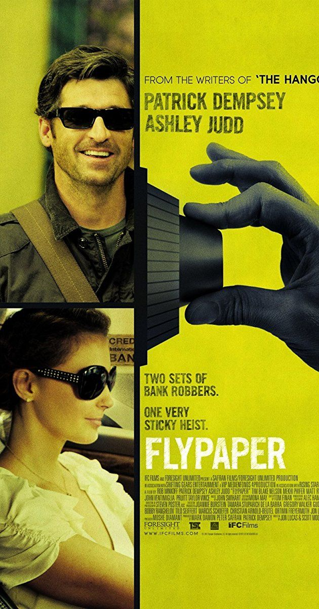 Directed by Rob Minkoff.  With Patrick Dempsey, Ashley Judd, Tim Blake Nelson, Mekhi Phifer. A man caught in the middle of two simultaneous robberies at the same bank desperately tries to protect the teller with whom he's secretly in love.