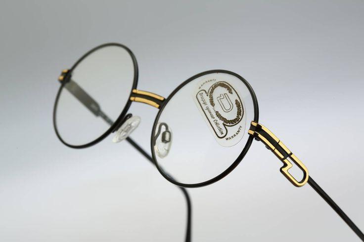 Derapage Mod DM3 C-01 / Vintage eyeglasses & sunglasses / 90's rare and unique prescription frame by CarettaVintage on Etsy