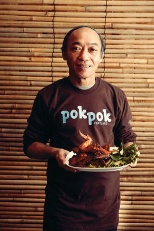 It's finally here: a recipe for those addictive Pok Pok chicken wings!