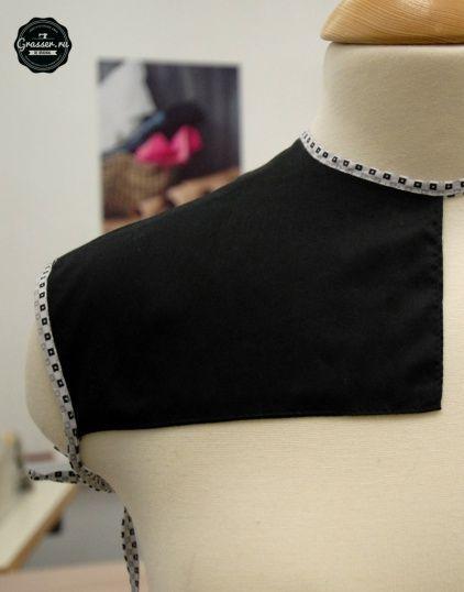 Плечевая накладка универсальная, бесплатная выкройка №309