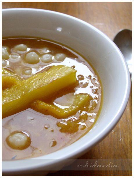 www.ushiilandia.blogspot.com Pyszna dynia!
