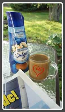 International Delight Coffee Moment | Just Short of Crazy