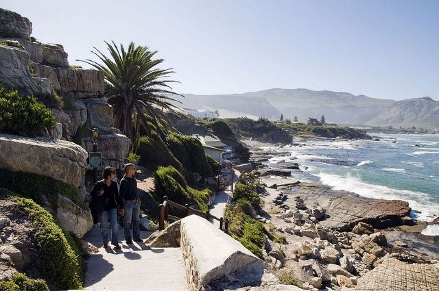 Whale Walk, Hermanus, Western Cape