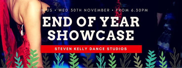 Looking forward to participating in the Steven Kelly Dance Studios Australia End Of Year Showcase where we will be doing the famous routine from Dirty Dancing woo!  https://www.facebook.com/events/351595258523450/