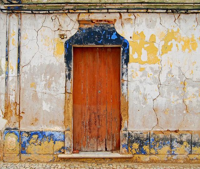 Puerta en Castro Marim (by Juampiter)