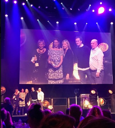 Bearded Theory wins Best Small Festival at UK Festival Awards!WithGuitars