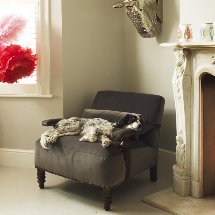 Lily Armchair Gu0026G   Armchairs U0026 Footstools   Furniture