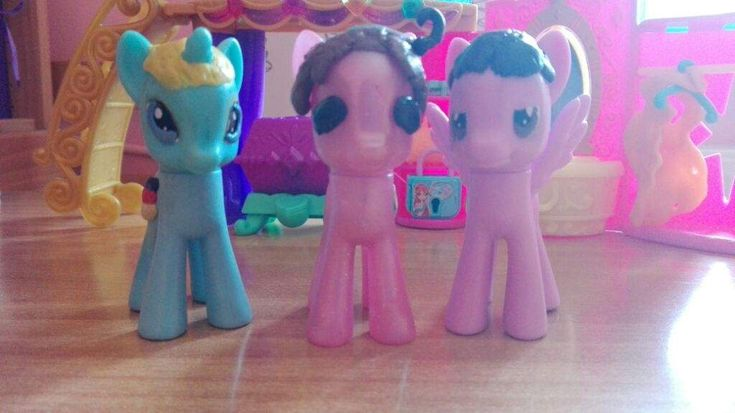 Here is about my custom MLP Hetalia figures!, , (I may update this soon...)