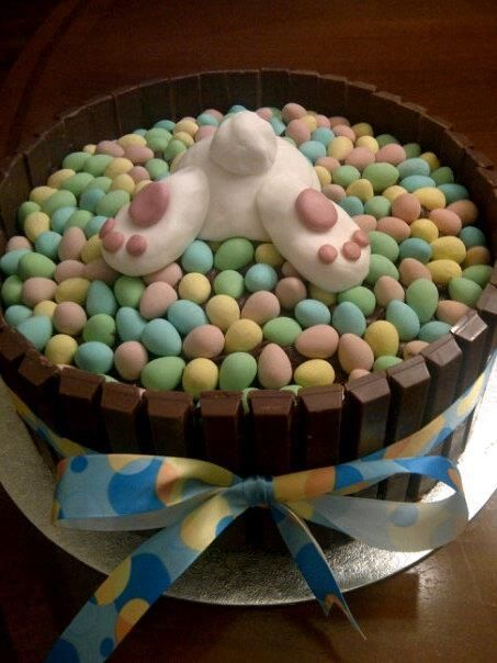 Easter Cake Attempt One