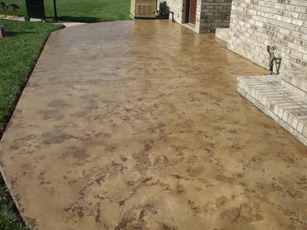 78 Best Concrete Driveway Finishes Images On Pinterest