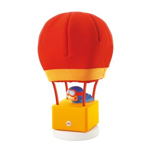 Fly with Me Music Box Balloon
