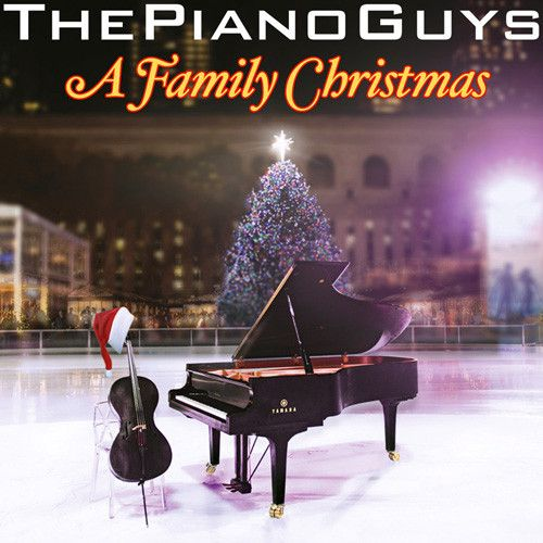 The Piano Guys A Family Christmas LP The Piano Guys, the remarkable classical/pop crossover music stylists, release their first holiday album, A Family Christmas, featuring classic Christmas songs in