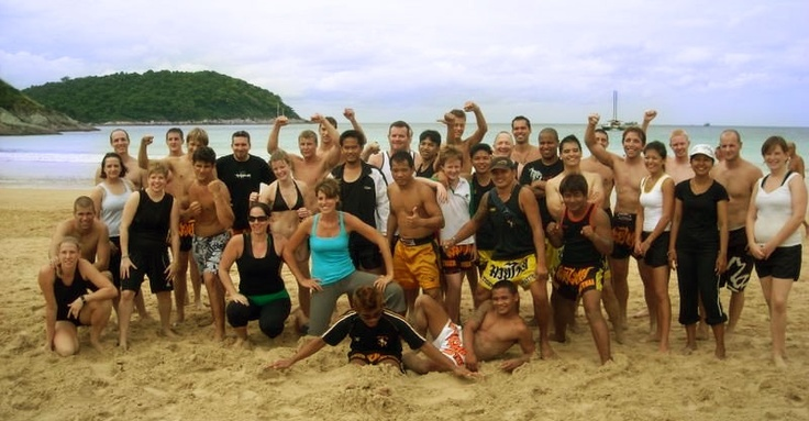 TRAINING CAMPS IN THAILAND <3 <3