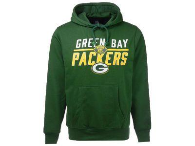 Green Bay Packers NFL Men's Blitzer Gel Hoodie