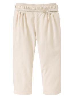 Ruffle corduroy pants | Gap: Baby Girls Clothes, Kids Stuff, Girls Generation, Baby Girl Clothing, Baby Style, Baby Clothing, Emily Hazelcloth, Emily Hazel Clothing, Baby Girls Clothing