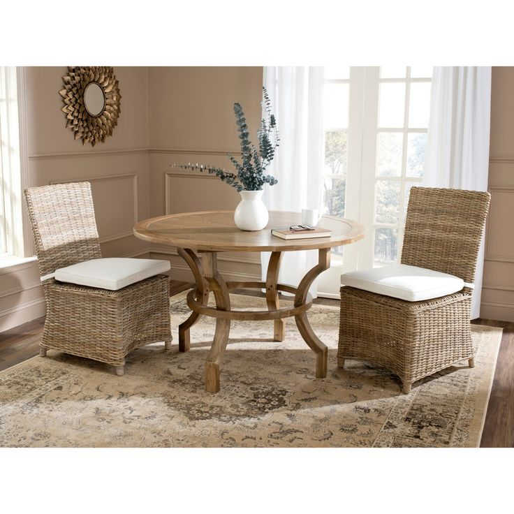 37 best Rattan (new) images on Pinterest | Rattan, Dining rooms ...
