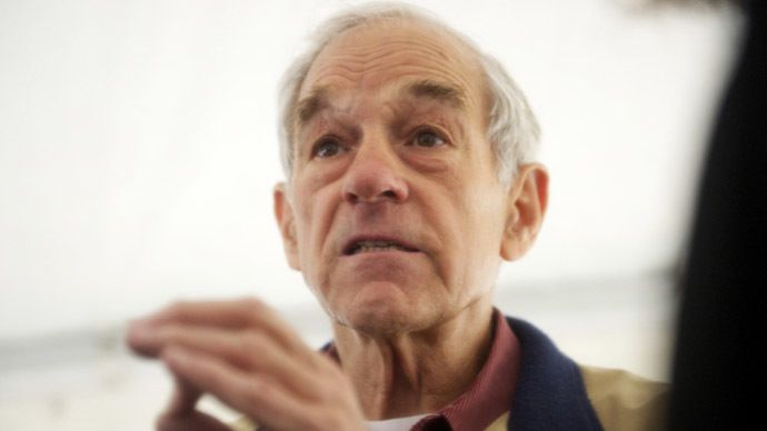 Ron Paul (Reuters/Mark Makela) Canada is quickly becoming an aggressive nation.