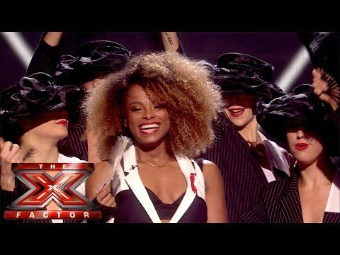 Fleur East sings Tina Turner's A Fool In Love | Live Week 8 | The X Factor UK 2014 - YouTube