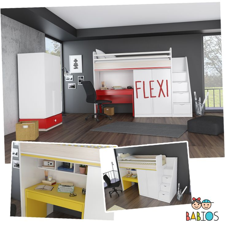 Climbing on top of the bed, playing their little game and sharing secrets is childhood all about, isn't it?  https://babios.co.uk/bunk-beds/Flexi?utm_content=buffer21184&utm_medium=social&utm_source=pinterest.com&utm_campaign=buffer