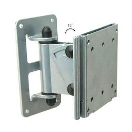 Brateck LCD Swivel Wall Mount Bracket Vesa 75/100mm up to 27""