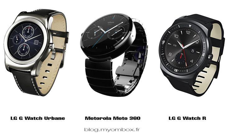 Test comparatif de la meilleure montre connectée sous android Wear !   http://blog.myombox.fr/objets-connectes/test-et-comparatif-de-la-meilleure-montre-connectee-smartwatch-sous-android-wear