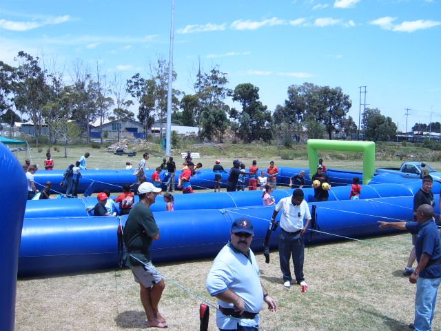Foosball Tournament - Supertouch Events