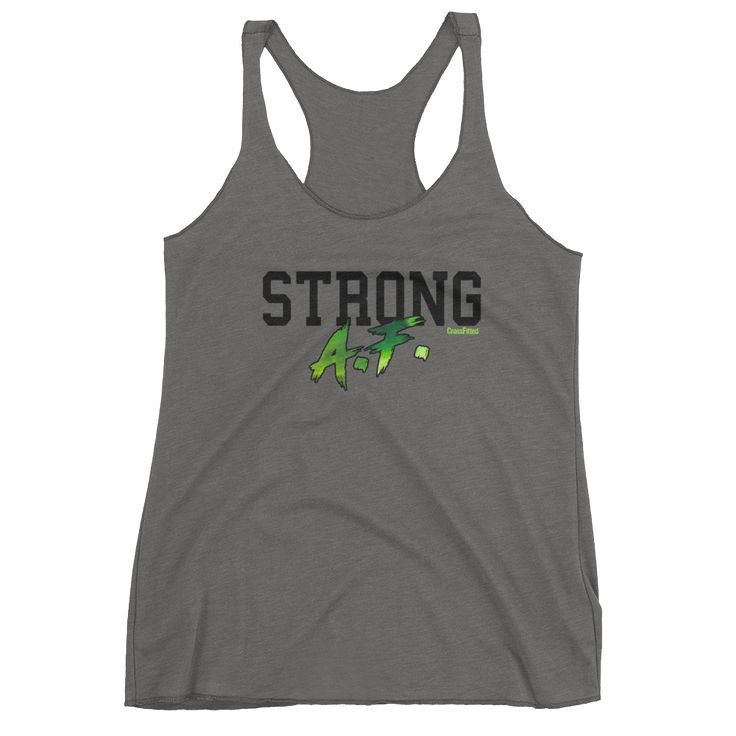 Miss Hulk is Strong AF ! I want this tank top now !