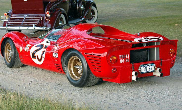 Ferrari 330 P4 de Piero Drogo (1967)