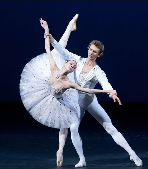 Today, let's take a moment to reflect on the legacy of George Balanchine, the father of American ballet. He was an innovator, who took his Russian training and tweaked it to match the frenetic pace of his adopted home. Now, Balanchine dancers are known for their speed, precision and musicality. He w...