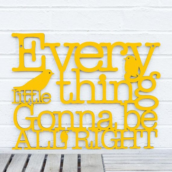 Every Little Thing Gonna Be All Right (Bob Marley, Reggae)